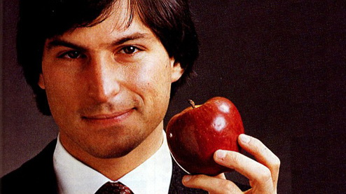 Steve Jobs is veggie