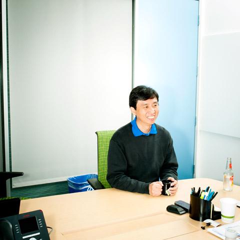 Mindfullness coach Chade-Meng Tan.