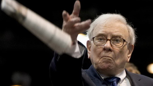 """If you're in the luckiest one per cent of humanity, you owe it to the rest of humanity to think about the other 99 per cent.""  ? Warren Buffett"